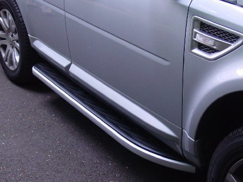 Freelander 2 side steps
