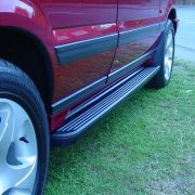 P38 Range Rover side steps