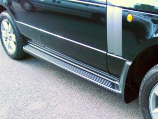 L322 Range Rover side steps