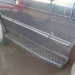 Classic Range Rover and Discovery Series 1 side steps