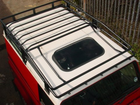 Defender 90 roof rack