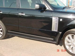 Range Rover L322 side steps