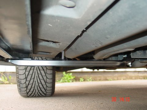 Range Rover Sport side steps