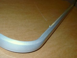Range Rover Sport aluminium edging strip to fit VTK500020
