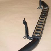 QuickTread Defender 110 Ebony and Ivory side steps